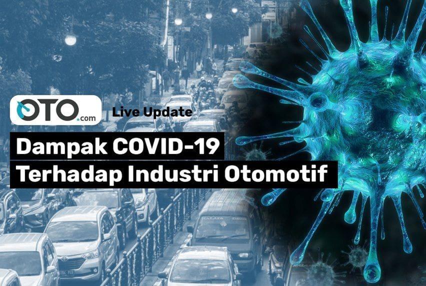 Dampak Virus Corona Terhadap Industri Otomotif