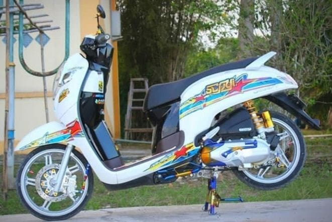 scoopy thailook