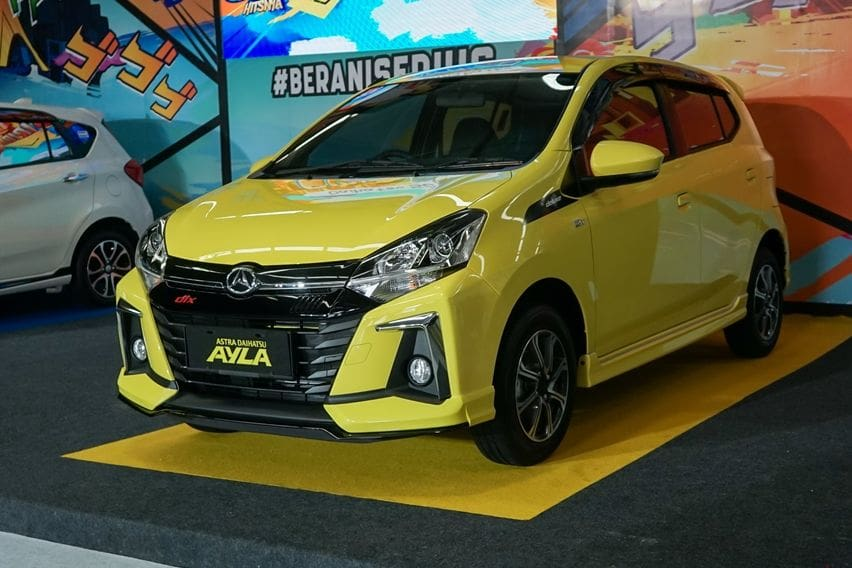 Sedang Cari Daihatsu Ayla 2020, Varian Mana yang Paling Direkomendasikan?