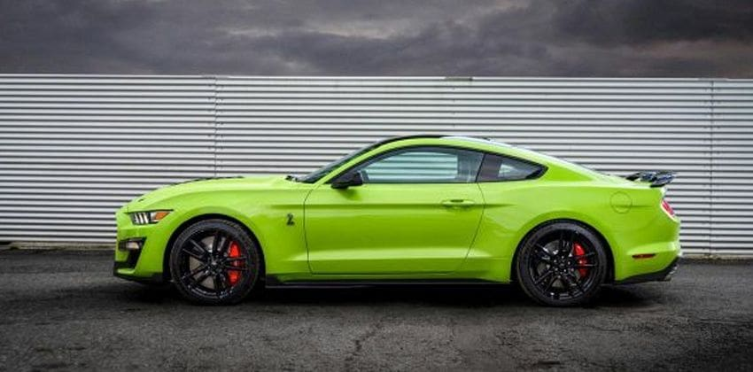 Shelby Mustang GT500 is on sale in Europe, price starts ...