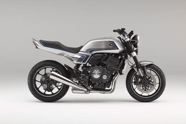 Honda CB-F Concept, Calon Pesaing Yamaha XSR Series