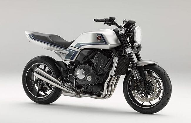 Honda to digitally debut retro-modern motorcycle CB-F Concept