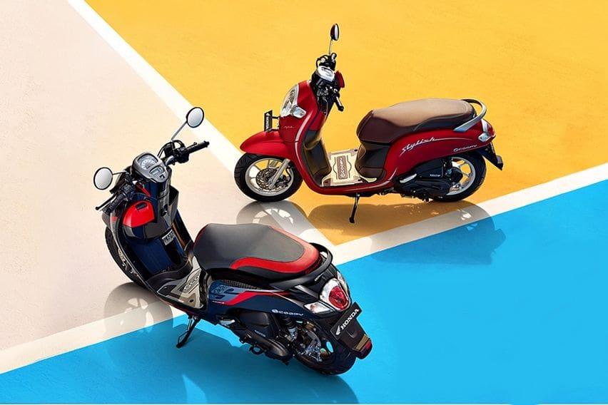 Pilihan Aksesori Ini Bikin Honda Scoopy 2020 Makin Kece