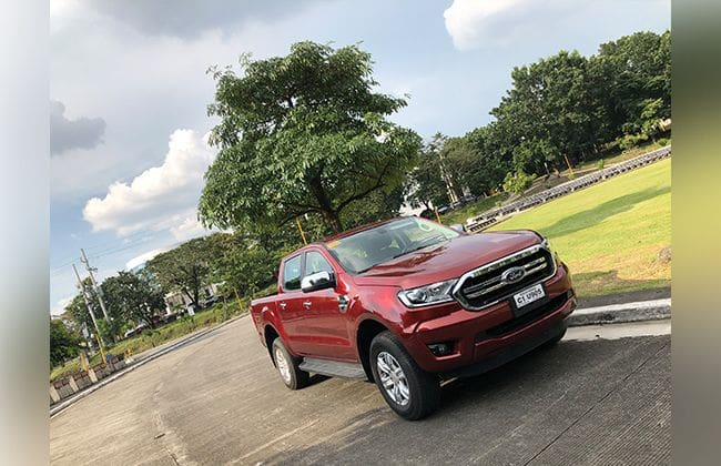 Ford Ranger XLT 4x2: An affordable pickup with power and smarts
