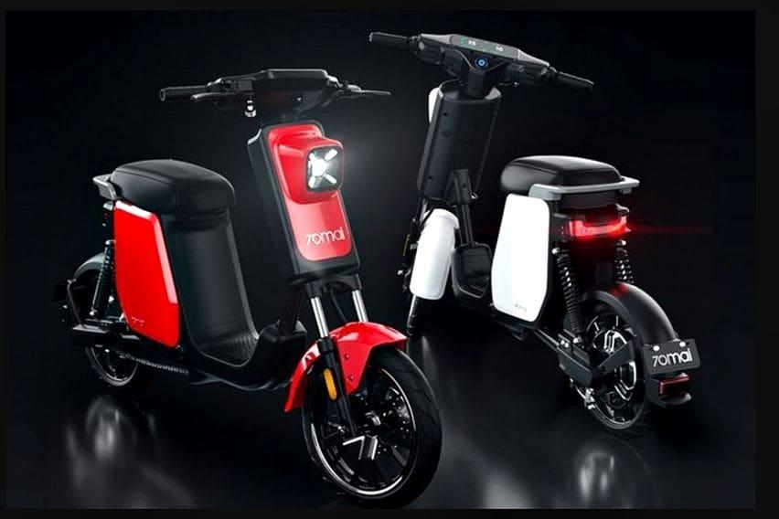 70mai, basis rebadge motor listrik Xiaomi