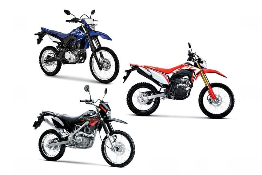 Ungkap Perbandingan Mesin Yamaha WR 155 R Vs CRF150L dan KLX 150