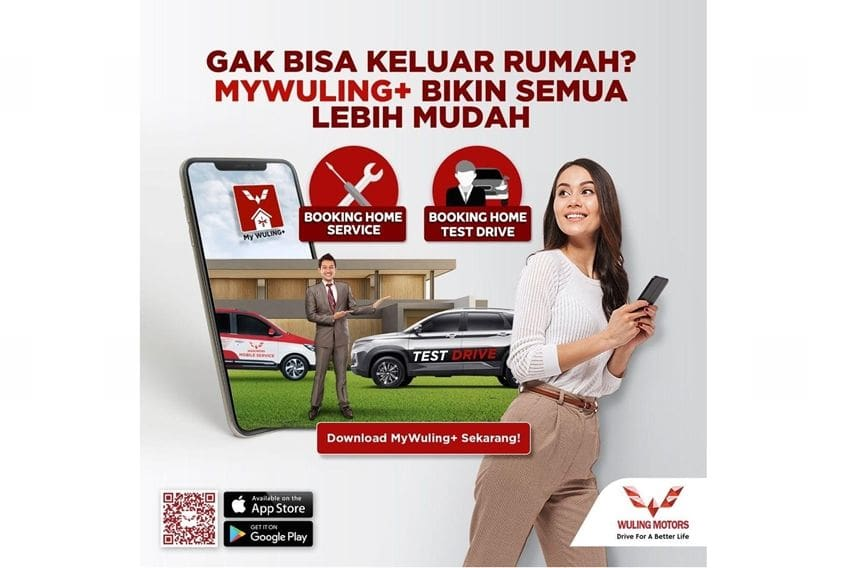 MyWuling+