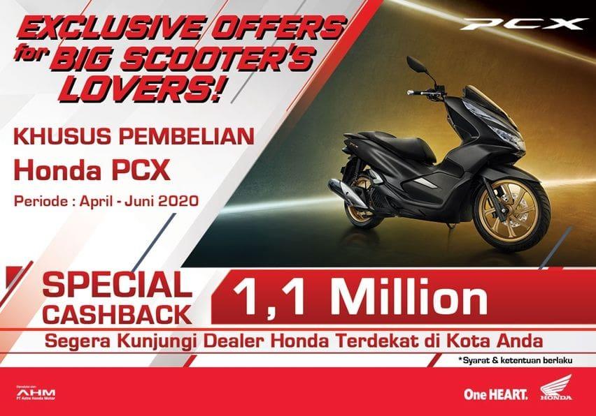 Promo Honda PCX