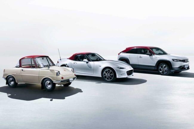 Merayakan Eksistensi Satu Abad, Mazda Luncurkan Edisi Spesial di Seluruh Line Up
