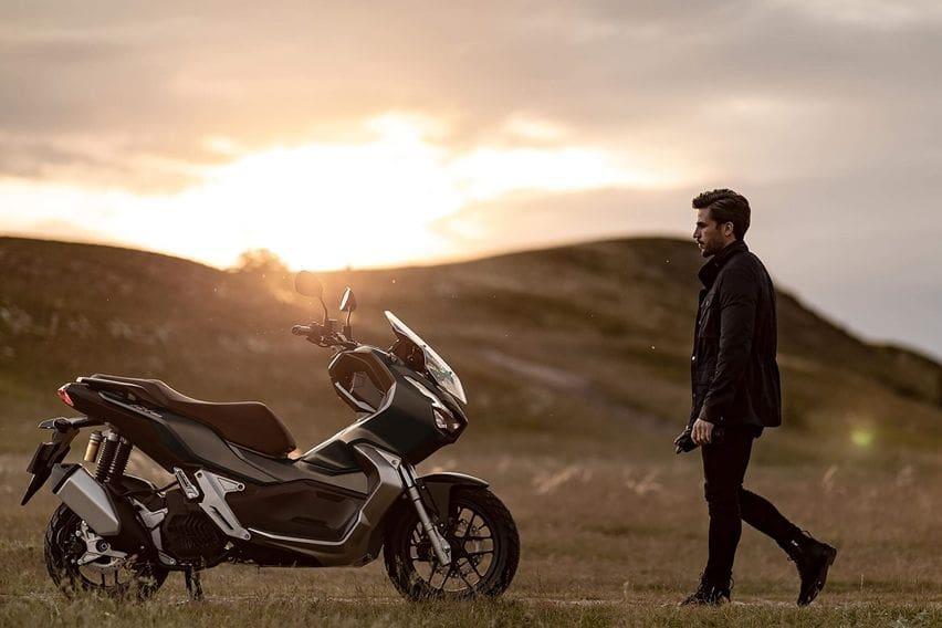 Honda ADV 150 buatan Indonesia