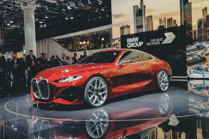 BMW 4-Series Coupe Dikabarkan Meluncur Juni Secara Online
