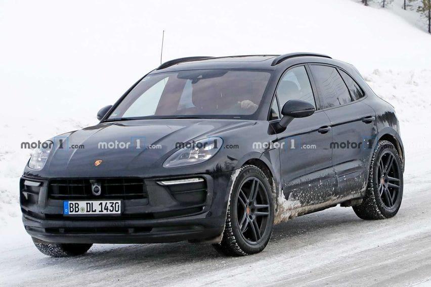 Prototipe Porsche Macan Baru Tengah Uji Jalan, Kemungkinan Ada Versi Listrik