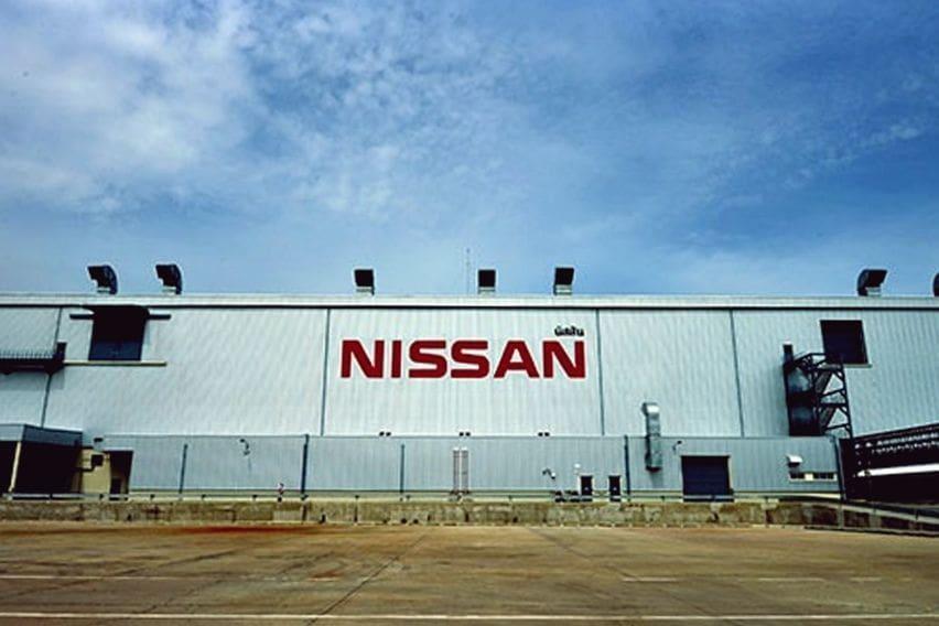 Pabrik Nissan Thailand