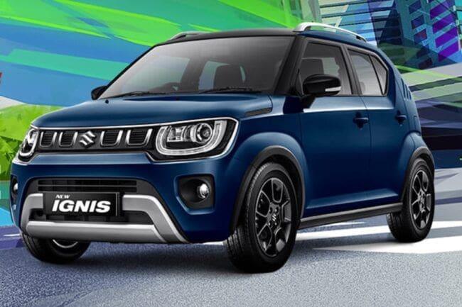 Ragam Keunggulan Suzuki Ignis Sebagai City Car