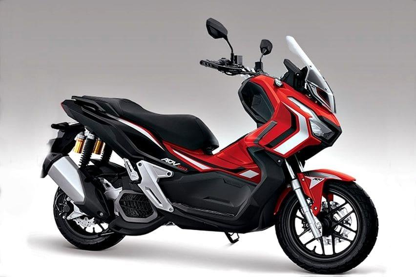 Honda ADV150 aksesori pnp