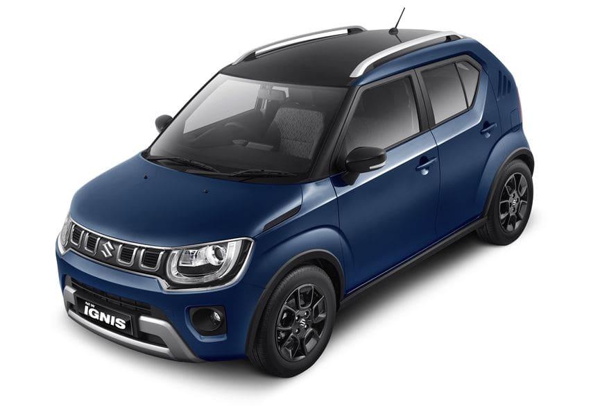 Suzuki Ignis Varian Termahal, Dapat Apa Saja?