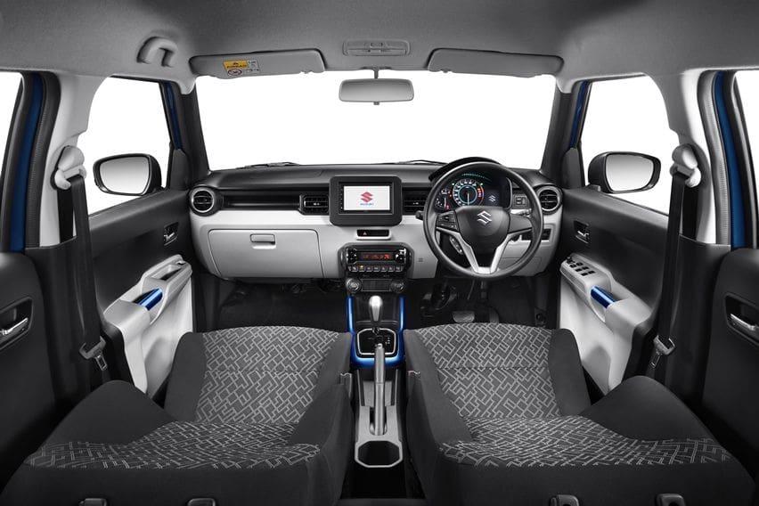 ignis gx interior