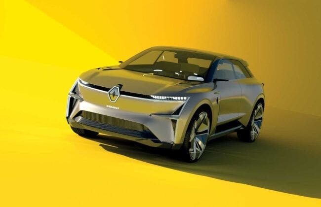Renault to introduce a fully-electric crossover in 2021