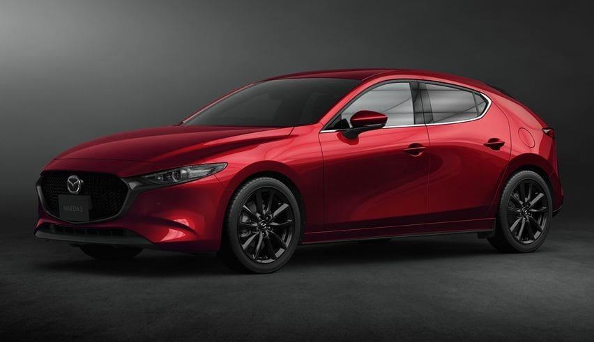 Mazda3 Hatchback Bermesin Turbo dipastikan Meluncur 8 Juli di AS