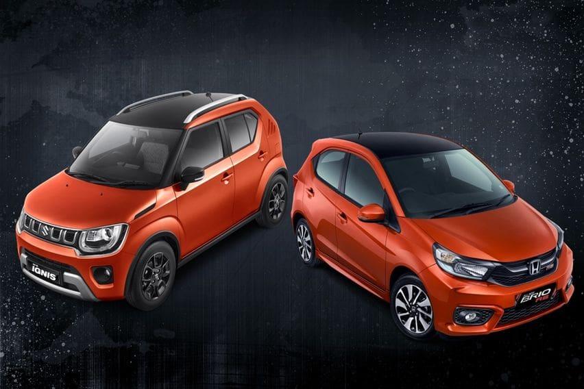 Suzuki Ignis GX Facelift vs Honda Brio RS, Masihkah Ignis Menjadi Pilihan Bijak?