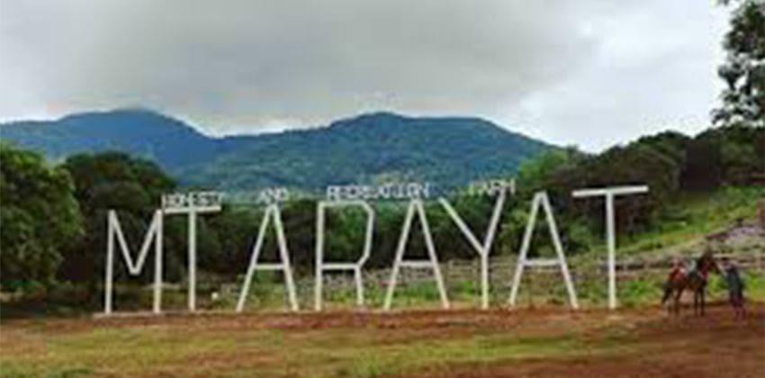 Mt Arayat Pampanga