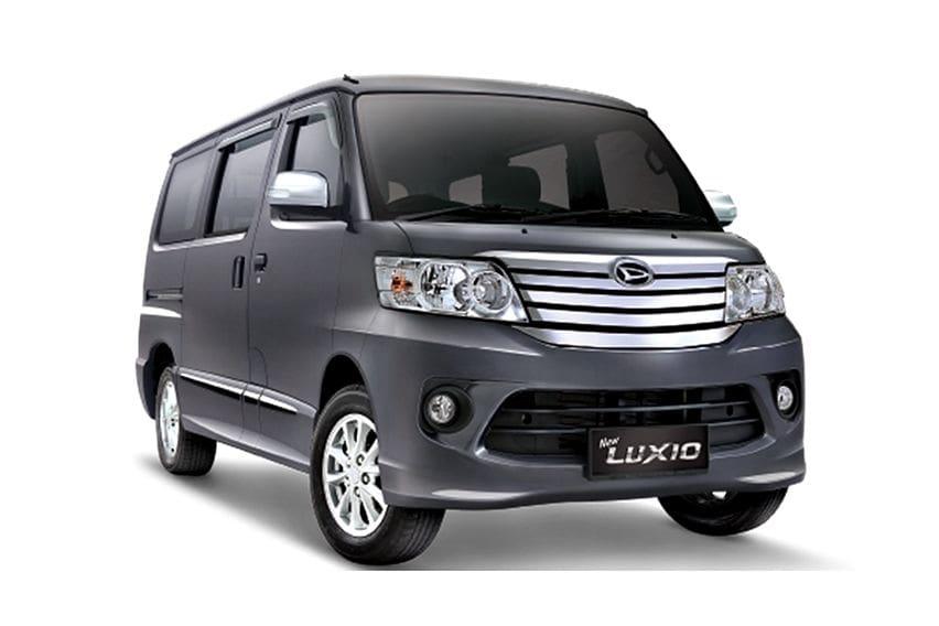 Mengenal Spesifikasi dan Varian Daihatsu Luxio