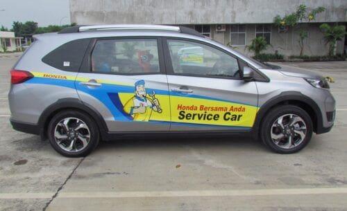 Honda Berikan Jasa Home Service Selama Coronavirus (COVID-19), Ini Pelayanannya