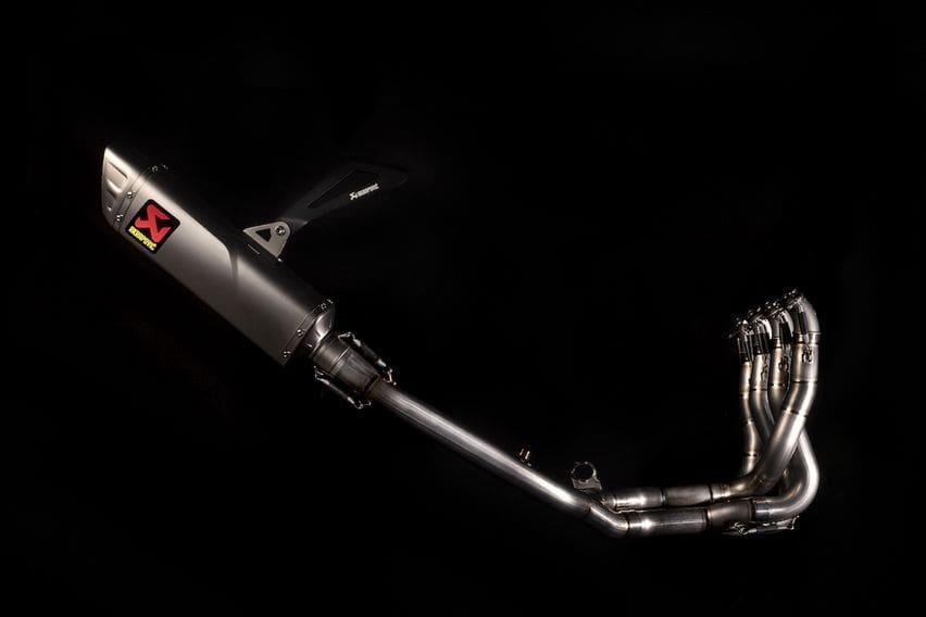 knalpot akrapovic Honda CBR1000R
