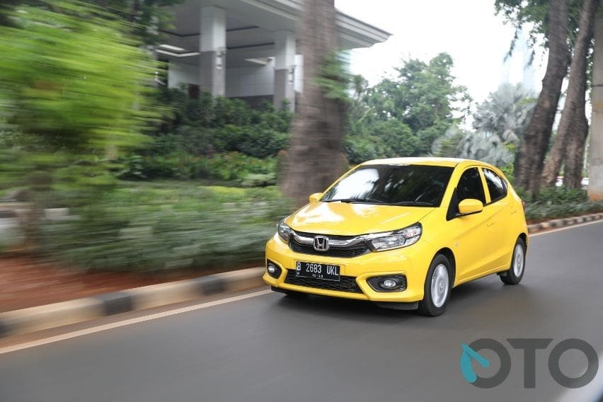 Honda brio Satya
