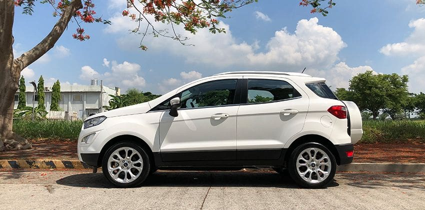 Ford EcoSport Titanium 1.5L side 850 x 420