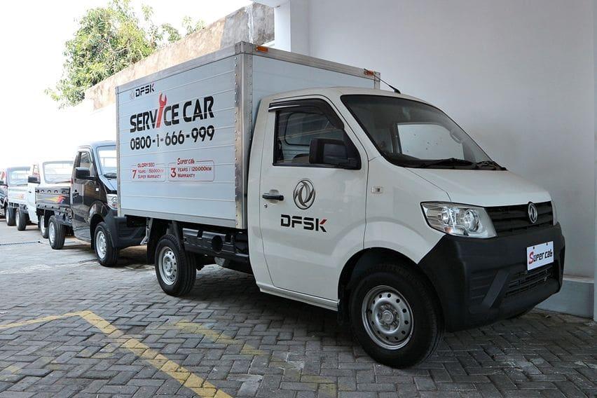 Masih Pandemi COVID-19, DFSK Permudah Layanan Purna Jual Super Cab