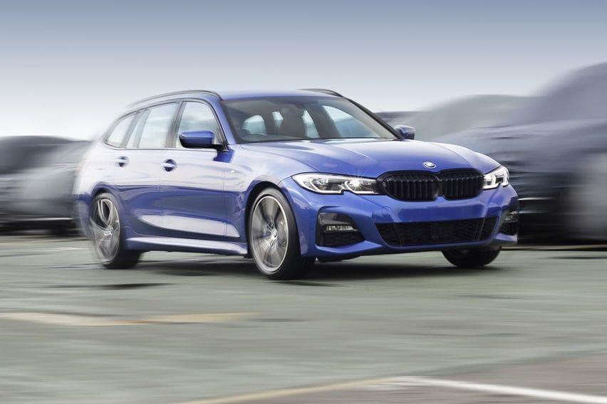 Tersedia Terbatas, BMW 320i Touring Dijual Online Rp 1,29 Miliar di Indonesia