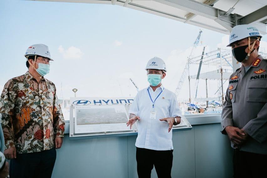 Hyundai Lanjutkan Pembangunan Pabrik di Tengah Pandemi COVID-19