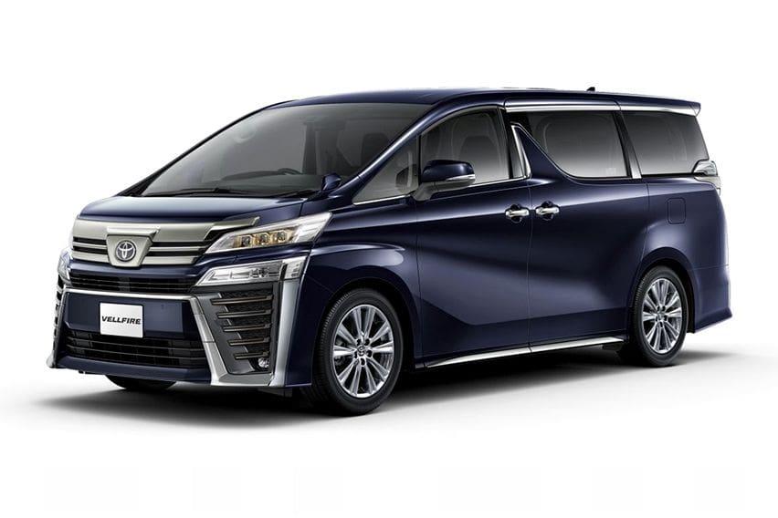 Toyota Luncurkan Edisi Spesial Alphard Gold dan Vellfire Golden Eyes