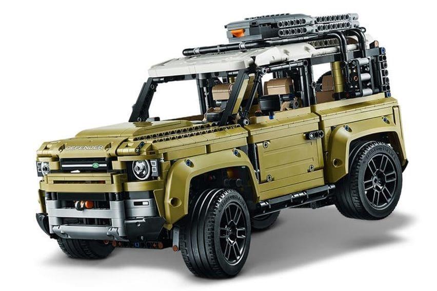 Lego landie defender