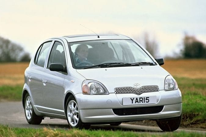 Yaris first gen