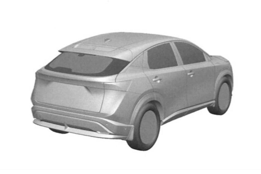 Nissan ariya production