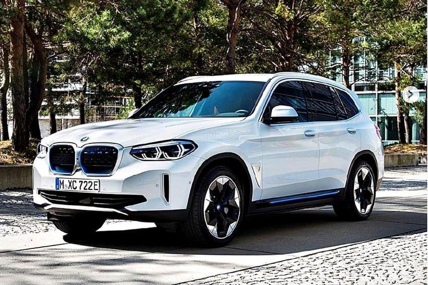 Diduga Foto Resmi, Wujud BMW iX3 Model Produksi Beredar