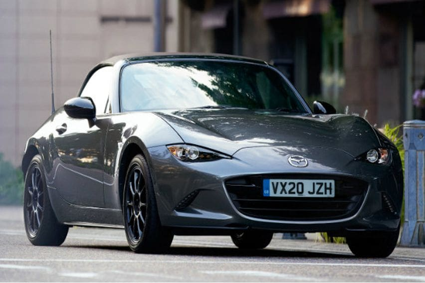 Mazda MX-5 R-Sport arrived in the UK; online bookings open