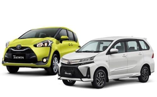 Toyota Sienta 2021 Harga Otr Promo Maret Spesifikasi Review
