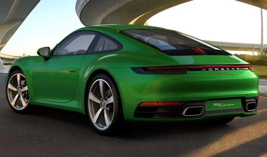 Porsche 911 Dibekali Transmisi Manual 7 Percepatan dan Ragam Teknologi Canggih