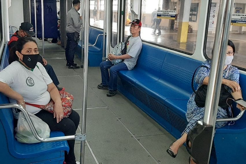 MRT, LRT scale down operations as personnel undergo COVID testing