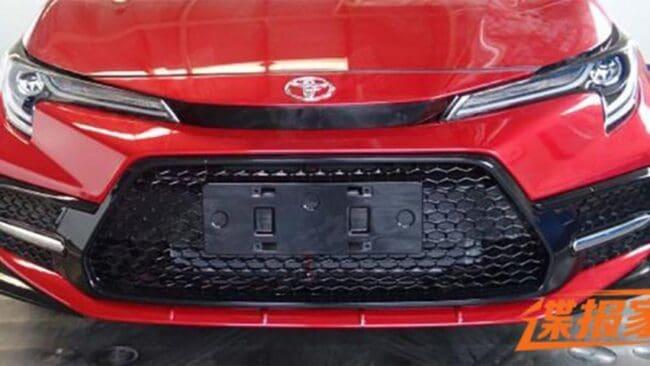 Toyota Corolla 2021 Tampilkan Muka Lebih Sangar di Cina