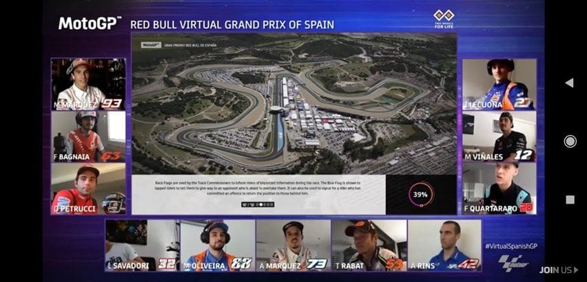 Virtual Spanish GP
