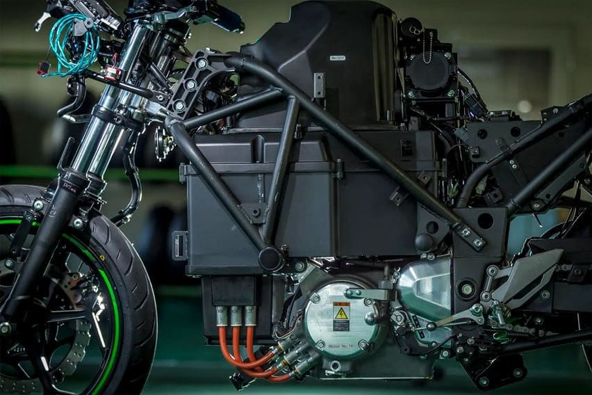 Kawasaki Endeavor engine