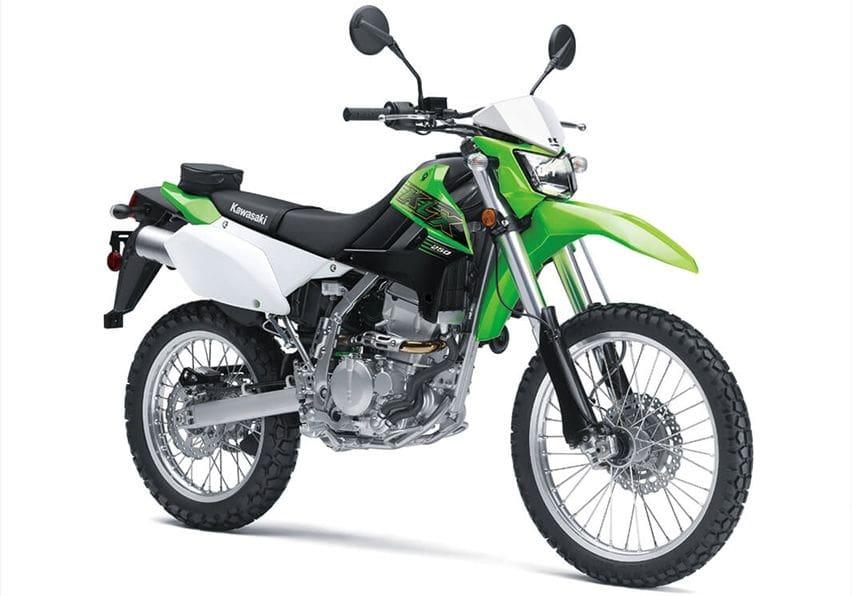 Kawasaki KLX variant