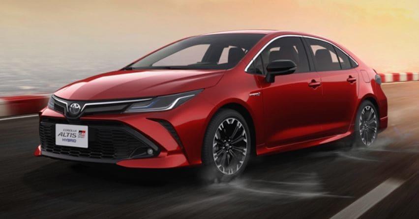 Toyota Corolla Altis GR Sport Hadir di Taiwan, Lebih Sporty dan Stabil