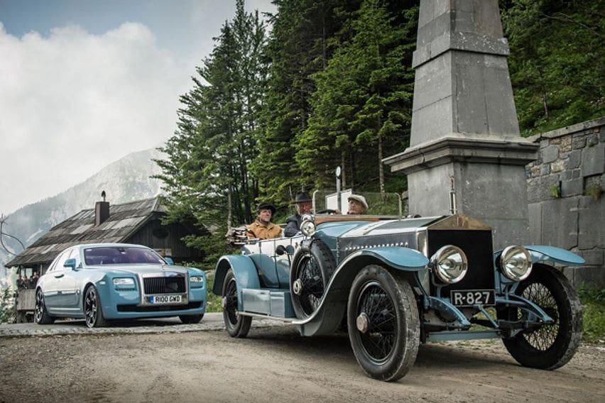 Alpine Trial Top Gear