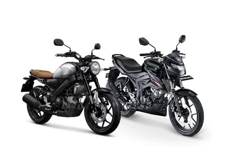 Pilihan Naked Bike, Yamaha XSR 155 atau Suzuki GSX150 Bandit?