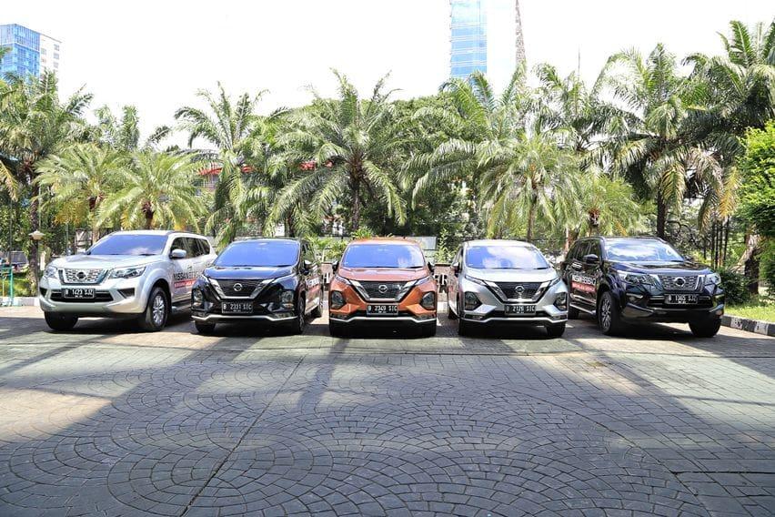 Cara Nissan Bantu Mitigasi Penyebaran COVID-19